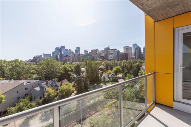 235 9A Street NW #702, Calgary, AB T2N 4H7 (#C4259050) :: The Cliff Stevenson Group