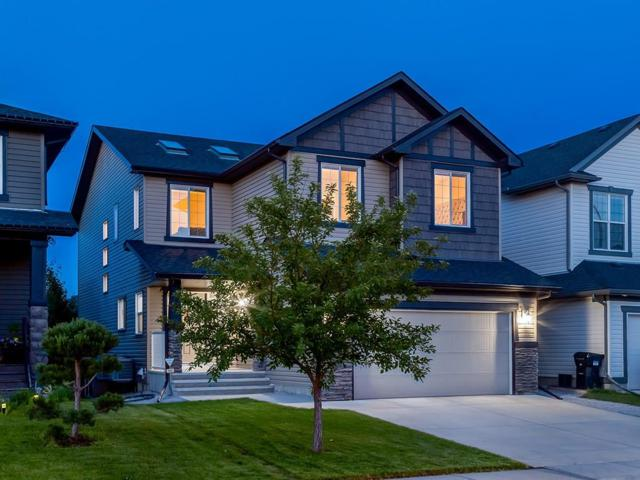 154 Silverado Bank Circle SW, Calgary, AB T2X 0L1 (#C4259051) :: Calgary Homefinders