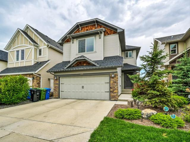 819 New Brighton Drive SE, Calgary, AB T2Z 1A1 (#C4259072) :: Redline Real Estate Group Inc