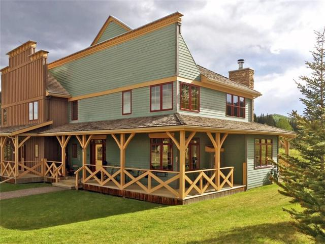 52 Cowboy Trail, Rural Foothills County, AB T0L 1K0 (#C4259078) :: The Cliff Stevenson Group
