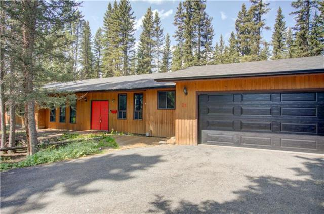 21 Wolf Drive, Redwood Meadows, AB T3Z 1A3 (#C4259083) :: Redline Real Estate Group Inc