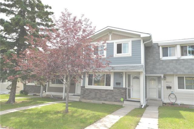 5817 Madigan Drive NE, Calgary, AB T2A 7B9 (#C4259084) :: Calgary Homefinders
