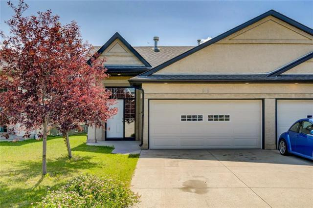 515 East Lakeview Place, Chestermere, AB T1X 0A3 (#C4259110) :: Redline Real Estate Group Inc