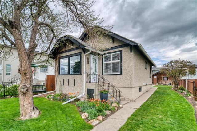 816 7 Avenue NE, Calgary, AB T2E 0N7 (#C4259114) :: Canmore & Banff