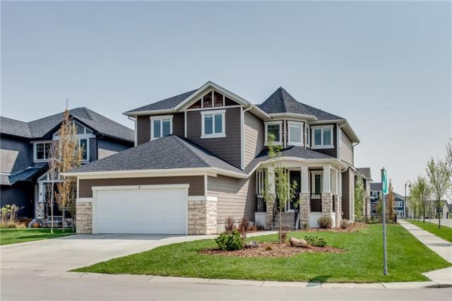 2 Ranchers Place, Okotoks, AB T1S 0G5 (#C4259130) :: Redline Real Estate Group Inc