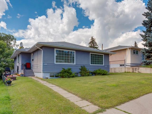 3619 14 Street NW, Calgary, AB T2K 1J3 (#C4259150) :: Calgary Homefinders