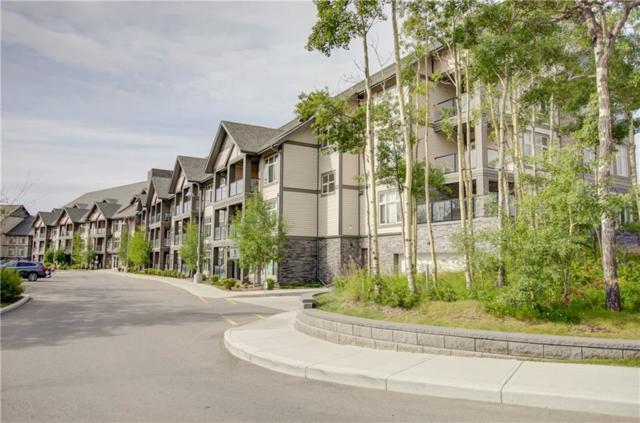 15 Aspenmont Heights SW #312, Calgary, AB  (#C4259171) :: Redline Real Estate Group Inc
