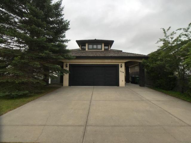 116 Riverveiw Circle, Cochrane, AB T4C 1K5 (#C4259182) :: Redline Real Estate Group Inc