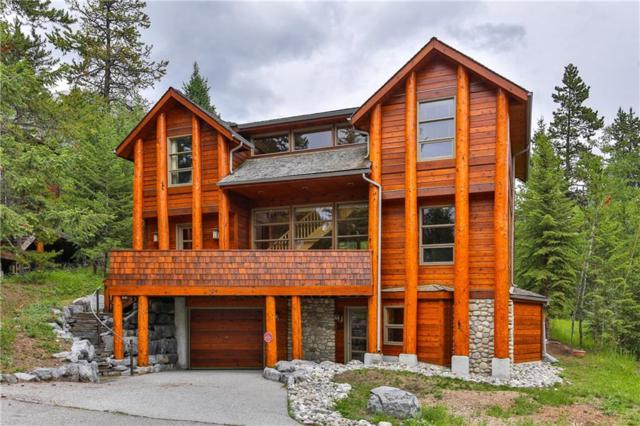 24 Blue Grouse Ridge, Canmore, AB T1W 1L5 (#C4259188) :: Canmore & Banff