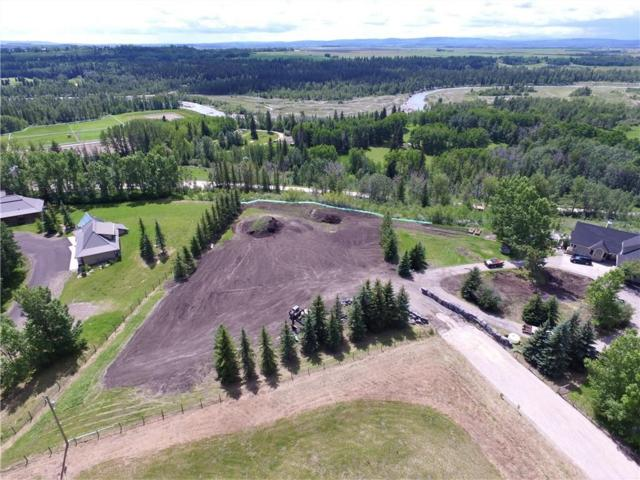 8 Grandview Rise, Rural Rocky View County, AB T3Z 0A8 (#C4259203) :: Redline Real Estate Group Inc
