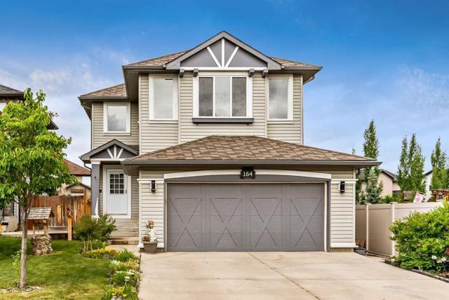 164 Brightonstone Bay SE, Calgary, AB T2Z 4W4 (#C4259205) :: Redline Real Estate Group Inc