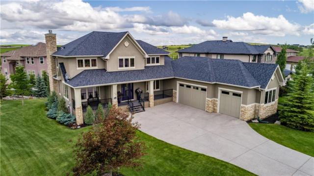166 Montenaro Crescent, Rural Rocky View County, AB T4C 0A7 (#C4259218) :: Calgary Homefinders