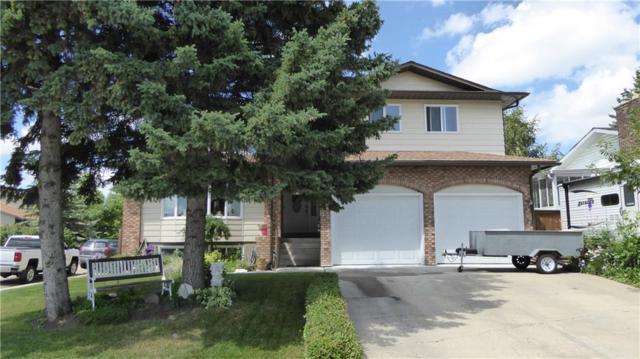 444 Woodside Road SW, Calgary, AB T2W 3J8 (#C4259275) :: Virtu Real Estate