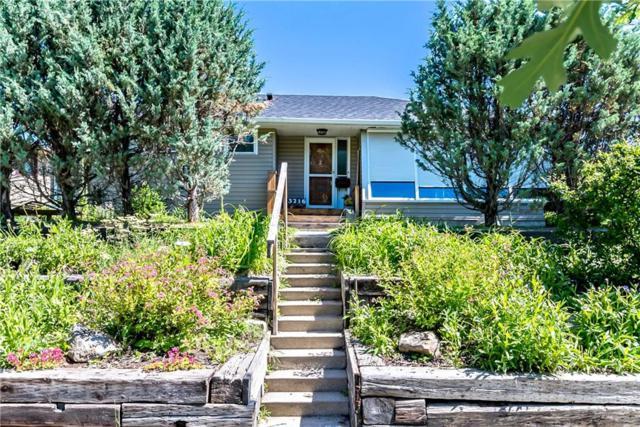 3216 19 Street NW, Calgary, AB T2L 2A8 (#C4259288) :: Calgary Homefinders