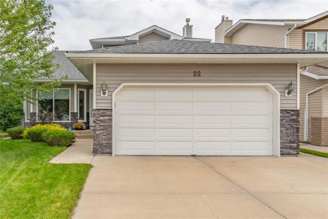 22 Tiller Place SE, Airdrie, AB T4A 1S6 (#C4259298) :: Calgary Homefinders
