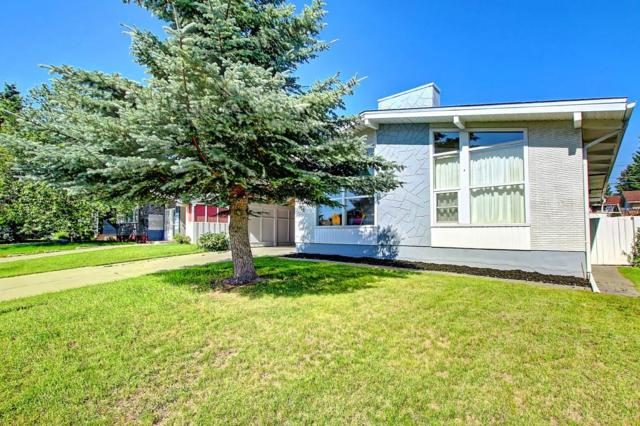 4735 Nipawin Crescent NW, Calgary, AB T2K 2H8 (#C4259414) :: Redline Real Estate Group Inc