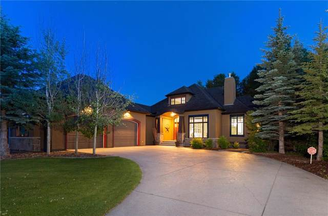 316 Snowberry Place, Rural Rocky View County, AB T3Z 3E4 (#C4259514) :: Calgary Homefinders
