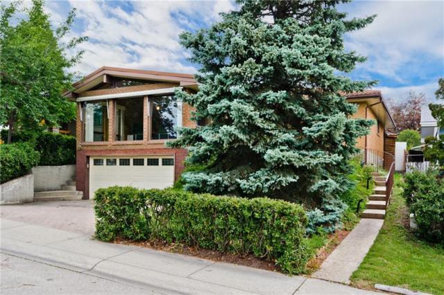 1216 Ninga Road NW, Calgary, AB T2P 2K1 (#C4259618) :: The Cliff Stevenson Group