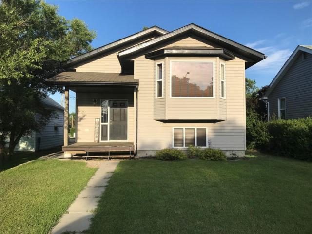 704 3 Street SW, Drumheller, AB T0J 0Y6 (#C4259667) :: Redline Real Estate Group Inc