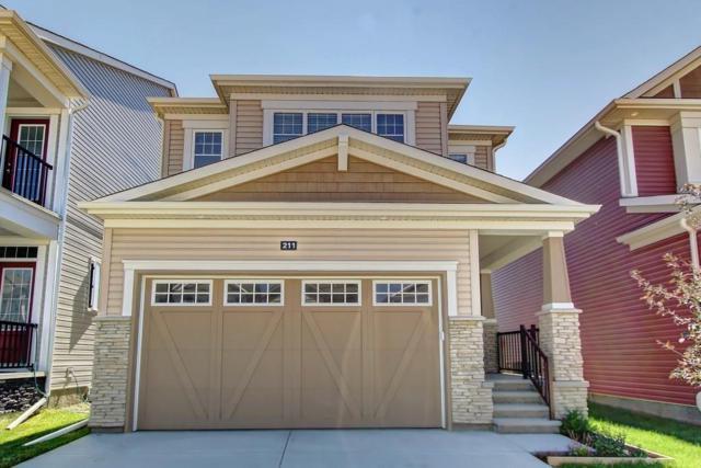 211 Cityside Road NE, Calgary, AB T3N 1J1 (#C4259707) :: Virtu Real Estate