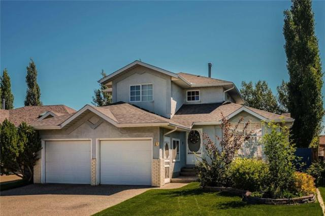 10 Tiller Place SE, Airdrie, AB T4A 1S6 (#C4260851) :: Calgary Homefinders