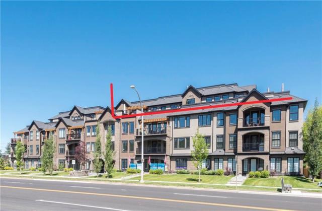 3320 3 Avenue NW Ph 402, Calgary, AB T2N 0L9 (#C4260885) :: The Cliff Stevenson Group