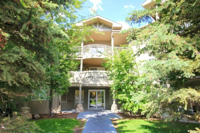 115 Elk Run Boulevard #107, Canmore, AB  (#C4260926) :: Redline Real Estate Group Inc