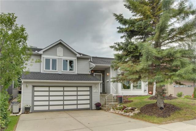 124 Straddock Crescent SW, Calgary, AB T3H 4R7 (#C4261043) :: Calgary Homefinders
