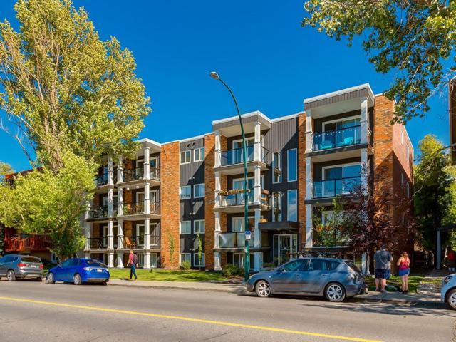 927 2 Avenue NW #403, Calgary, AB T2N 0E7 (#C4261060) :: The Cliff Stevenson Group
