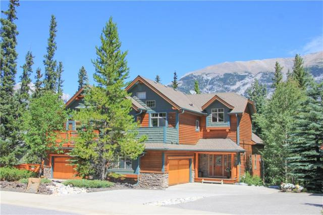 112 Krizan Bay, Canmore, AB T1W 3G3 (#C4261175) :: Canmore & Banff