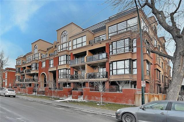 1730 5A Street SW #308, Calgary, AB T2S 2E9 (#C4261283) :: Virtu Real Estate