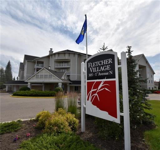 305 1 Avenue NW #406, Airdrie, AB T4B 2M5 (#C4261406) :: The Cliff Stevenson Group
