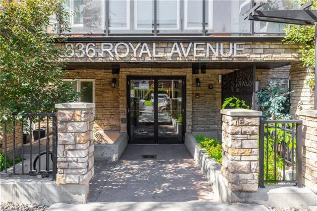 836 Royal Avenue SW #308, Calgary, AB T2T 0L3 (#C4261433) :: The Cliff Stevenson Group