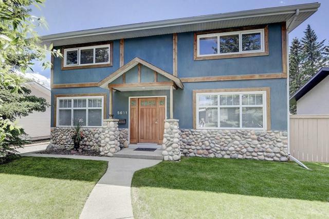 5631 Lodge Crescent SW, Calgary, AB T3E 5Y8 (#C4261500) :: Virtu Real Estate