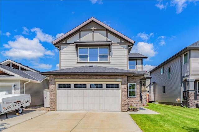 1356 Kings Heights Road SE, Airdrie, AB T4A 0E8 (#C4261515) :: The Cliff Stevenson Group