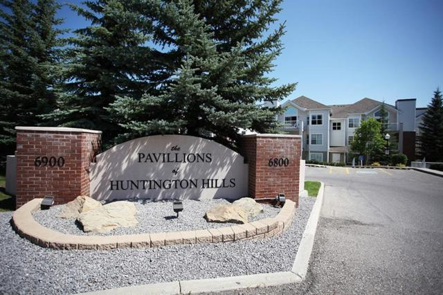 6900 Hunterview Drive NW #217, Calgary, AB  (#C4261537) :: The Cliff Stevenson Group
