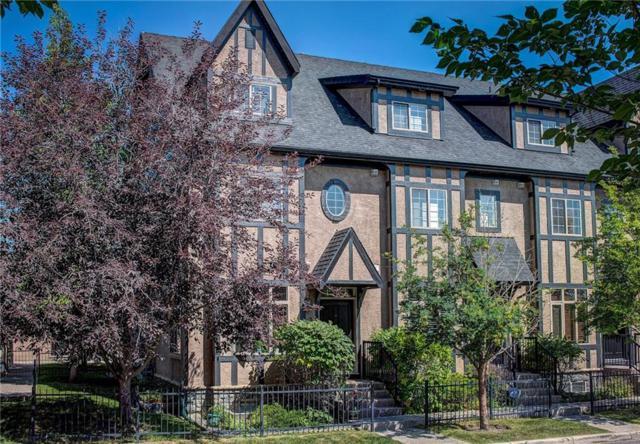 6 Scarpe Drive SW #4, Calgary, AB T2T 6P2 (#C4261541) :: Virtu Real Estate