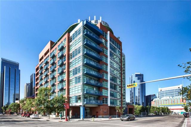 205 Riverfront Avenue SW #308, Calgary, AB T2P 5K4 (#C4261596) :: Virtu Real Estate