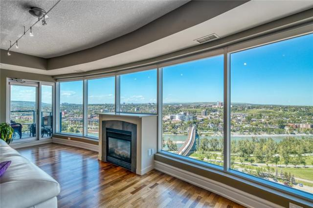 920 5 Avenue SW #2203, Calgary, AB T2P 8P6 (#C4261643) :: The Cliff Stevenson Group