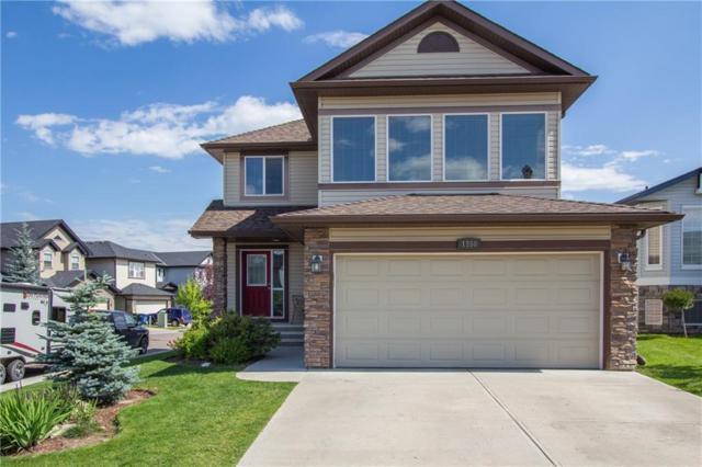 1350 Prairie Springs Park SW, Airdrie, AB T4B 0E8 (#C4261703) :: Redline Real Estate Group Inc