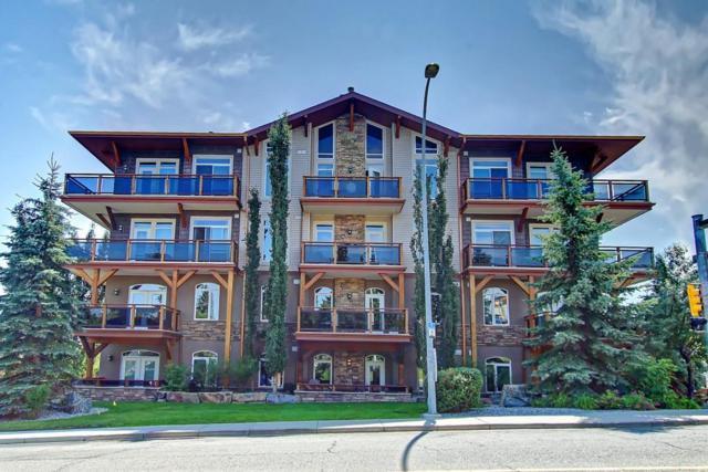 4440 14 Street NW #104, Calgary, AB T2K 1J5 (#C4261834) :: Redline Real Estate Group Inc