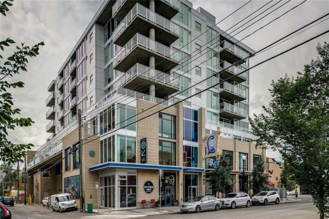 1087 2 Avenue NW #401, Calgary, AB T2N 5B2 (#C4261880) :: The Cliff Stevenson Group