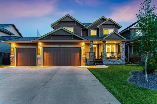 233 Boulder Creek Drive S, Langdon, AB T0J 1X3 (#C4261956) :: Redline Real Estate Group Inc