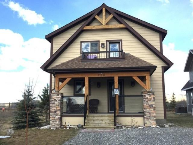 220 Cottage Club Crescent, Rural Rocky View County, AB T4C 1B1 (#C4261999) :: The Cliff Stevenson Group