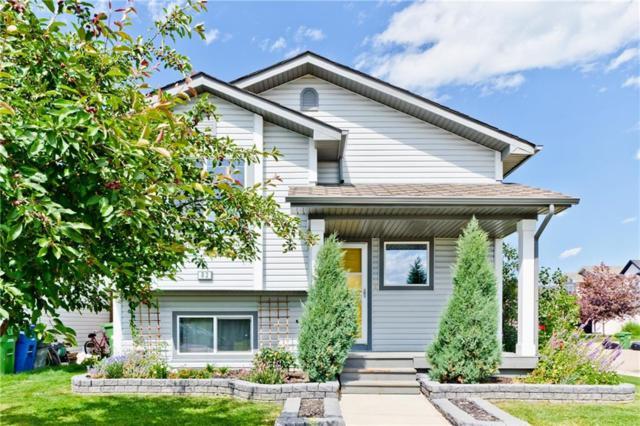 82 Creek Springs Road NW, Airdrie, AB T4B 2V5 (#C4262032) :: Redline Real Estate Group Inc