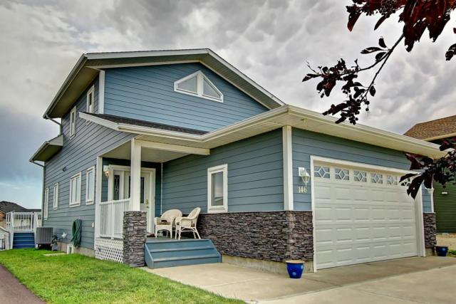 146 White Pelican Way, Rural Vulcan County, AB T0L 1B0 (#C4262072) :: Virtu Real Estate