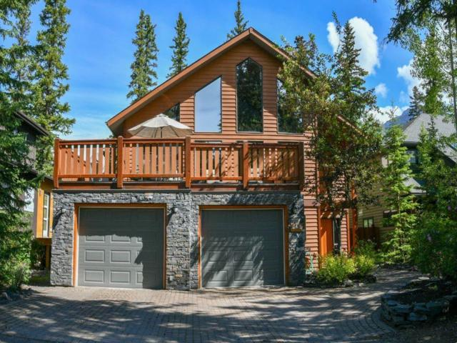426 3 Street, Canmore, AB T1W 2J3 (#C4262114) :: Canmore & Banff