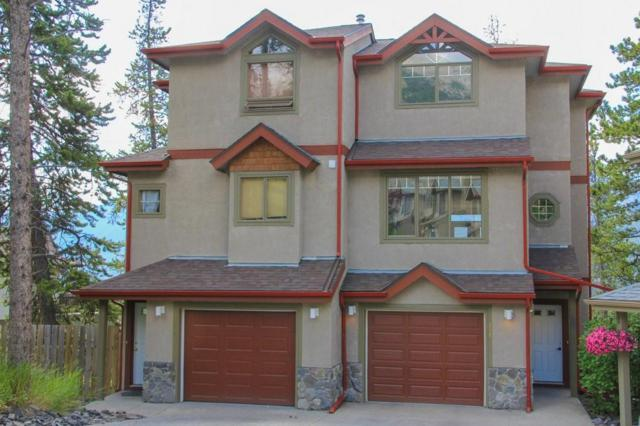 901 Benchlands Trail #181, Canmore, AB T1W 2Z8 (#C4262165) :: Virtu Real Estate