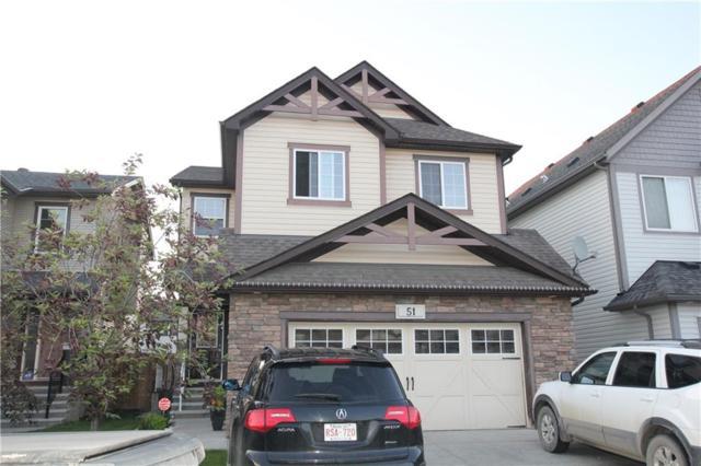 Skyview Ranch Crescent NE #51, Calgary, AB T3N 0E2 (#C4262298) :: The Cliff Stevenson Group