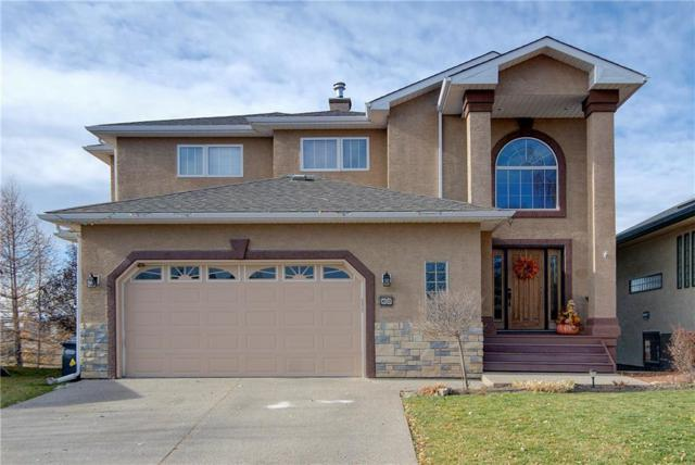 62 Sandstone Ridge Crescent, Okotoks, AB T1S 1P9 (#C4262332) :: The Cliff Stevenson Group